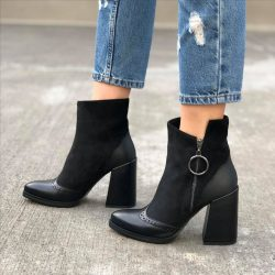 Gstyle Women's leather shoes